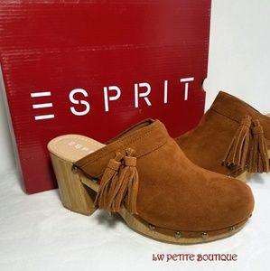 Esprit Clogs